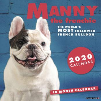Manny the Frenchie Kalender 2020