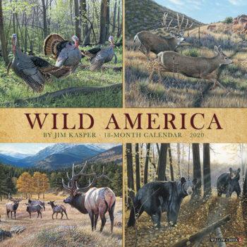 Wild America Kalender 2020