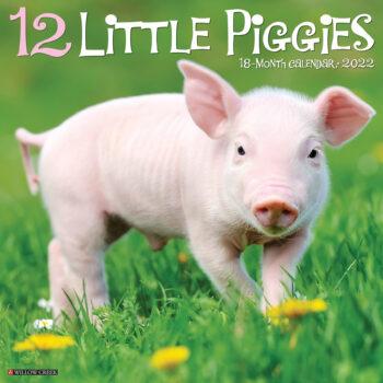 12 Little Piggies Kalender 2022
