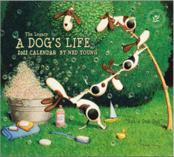 A Dog's Life Kalender 2022