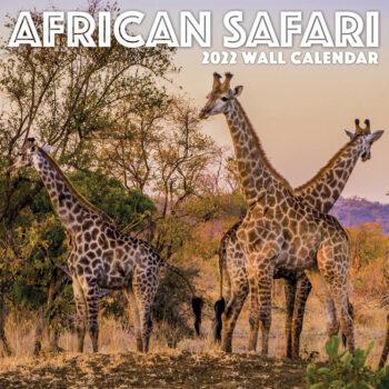 African Safari Kalender 2022